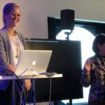 Gateways for Funding_Explore Europe_Lea Stöver_Rosita Kuerbis im Gespräch