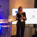 Katrin Busche, Arbeit und Leben in Hamburg, vertritt als Mobiliätsagentur Erasmus+