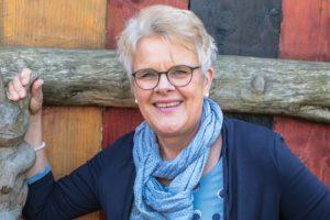 Rita Claussen vom SOS Familienzentrum Grimmen